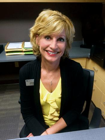 Kugler Vision staff - Jolene