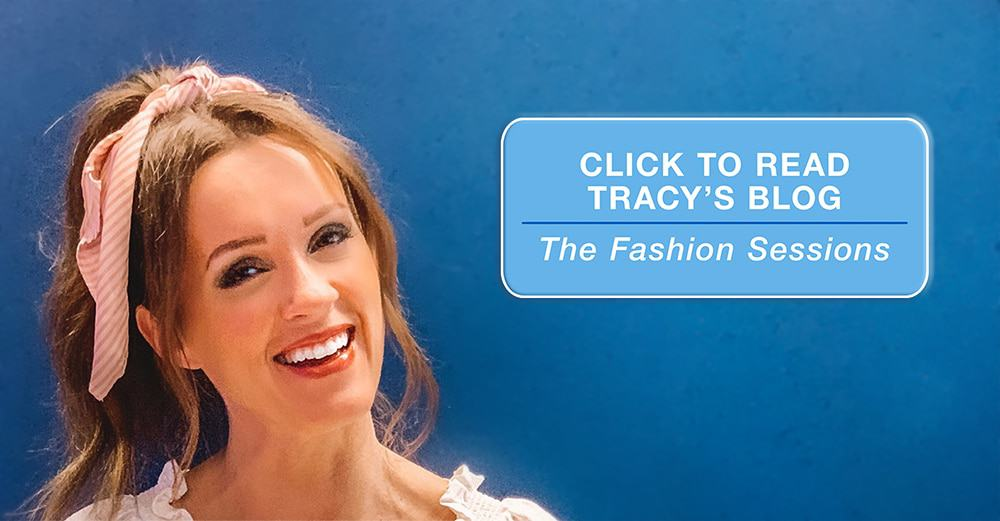 Tracy Cartwright of the Fashion Sessions and her Blog Entry on Kugler Vision