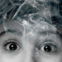 Child Eyes With Secondhand Smoke