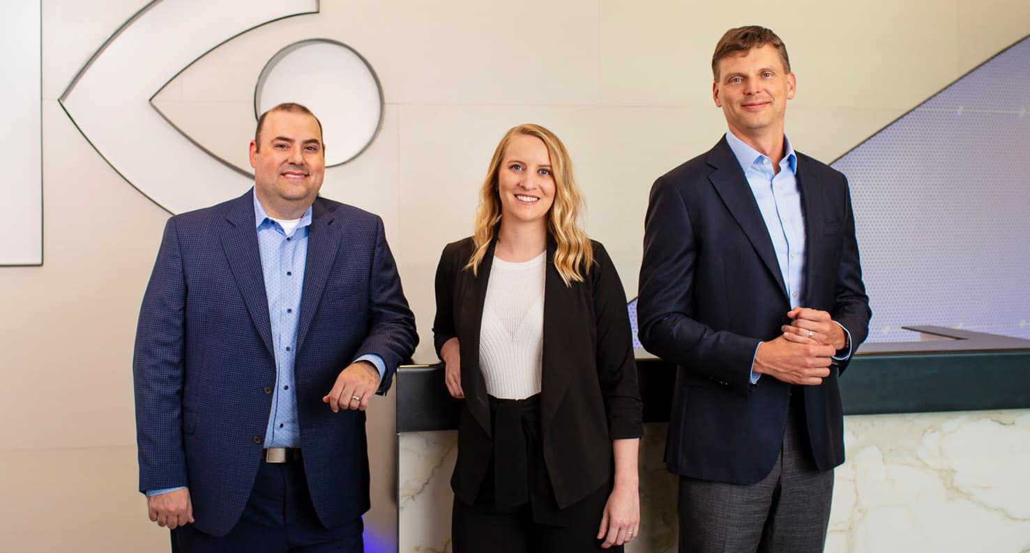 The medical team at Kugler Vision